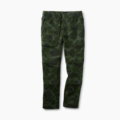 Tonal Camo Playwear Pants