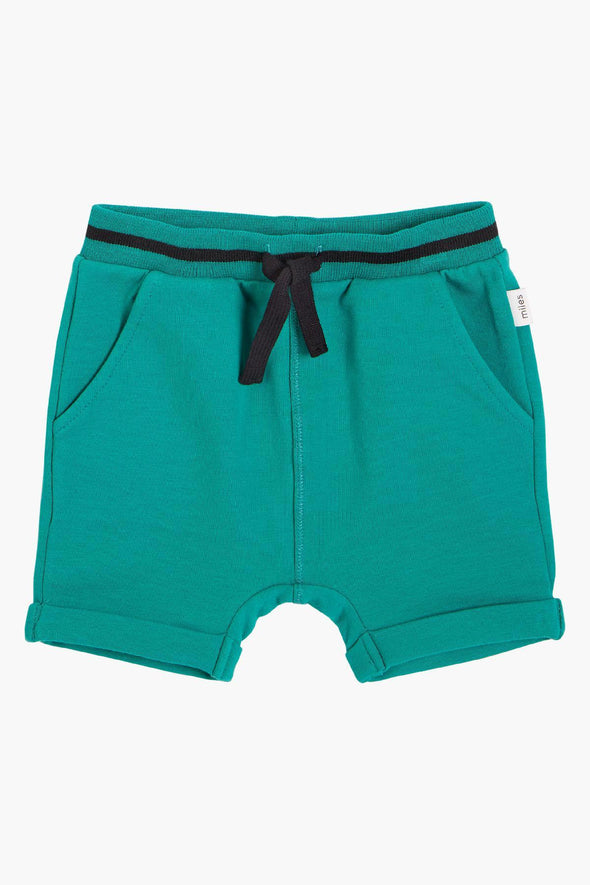 Green Boys Short