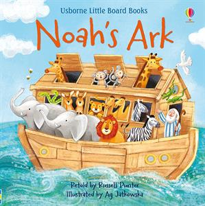 Noah's Ark Little Board Book