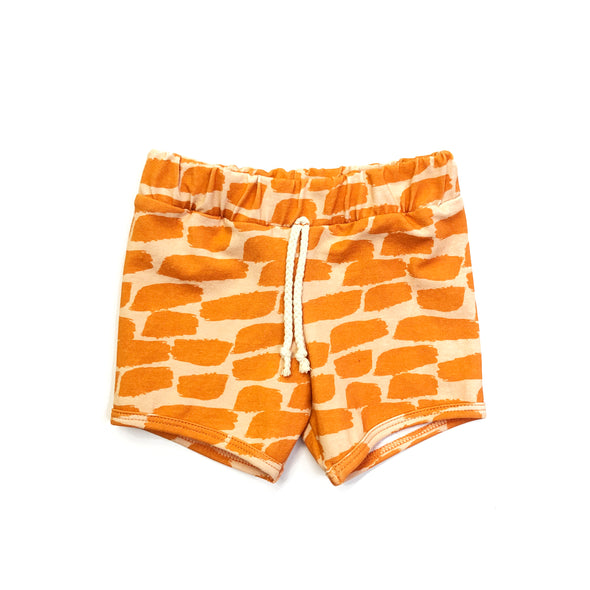 Sun Shorts - Orange Peel