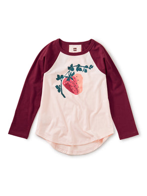 Juicy Strawberry Raglan