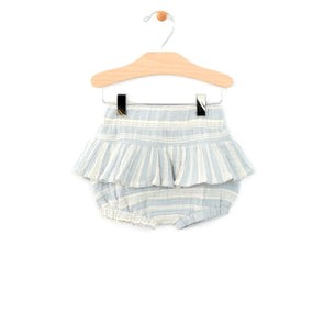 Woven Skirted Bloomer- Stripes