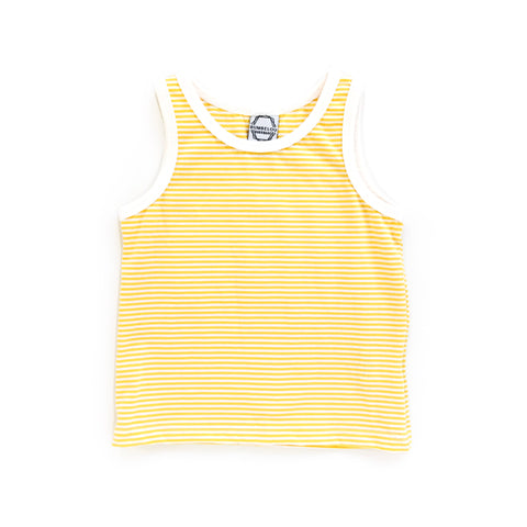 Yellow Stripes Tank