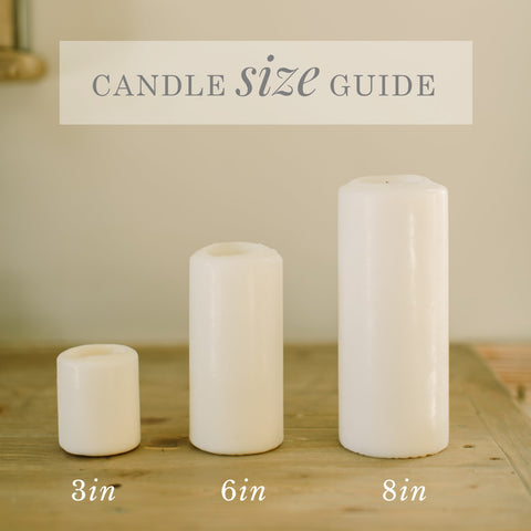 Baby It's Cold Outside Candle