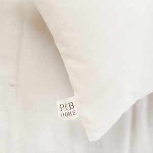 Personalized Roman Numeral Lumbar Pillow