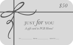 PCB Home Gift Card