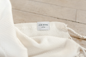 Personalized Last Name Throw Blanket