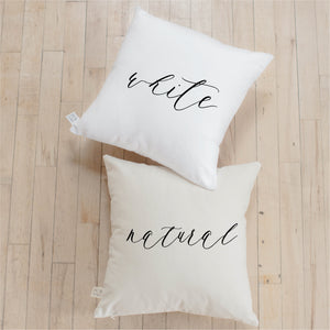 Boots Watercolor Pillow