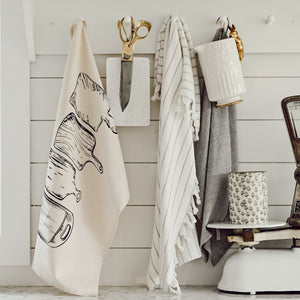 Cutting Boards Hanging Tea Towel