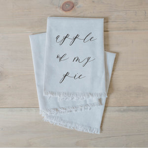 Apple of My Pie Recipe Napkin