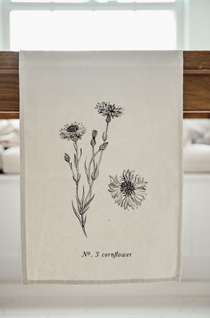 Botanicals Table Runner