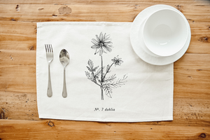 Botanicals Placemat