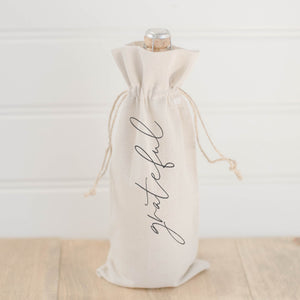 Grateful Wine Bag