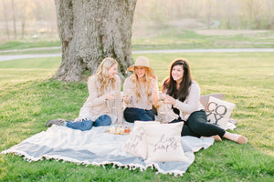 Picnic Throw Blanket