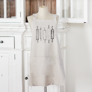 Rolling Pins Apron
