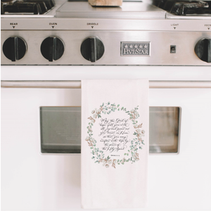 Romans 15 Tea Towel