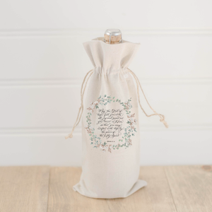 Romans 15 Wine Bag