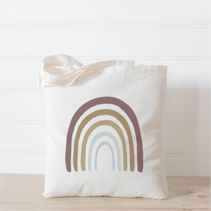 Traditional Rainbow Tote Bag