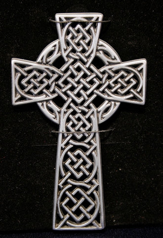 Cross - Metal/Celtic, 5""