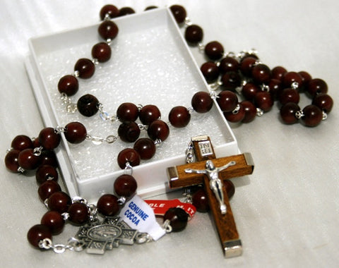 Rosary - Coco/Brown