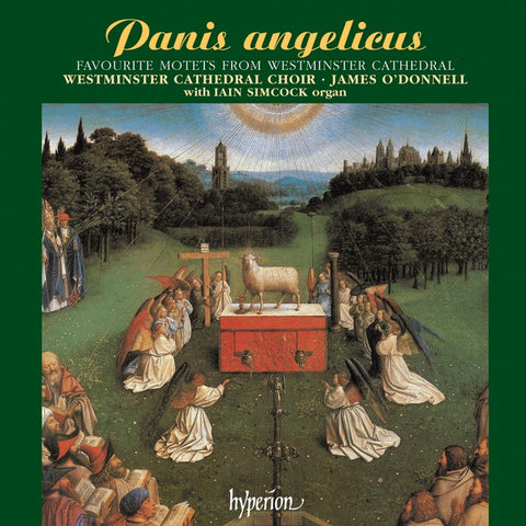 CD - Panis Angelicus