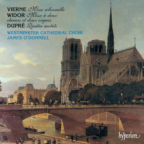 CD - Vierne, Widor & Dupre