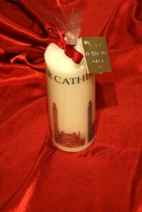 Westminster Cathedral Pillar Candles - Old Design