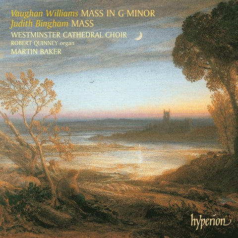 CD - Bingham/ Vaughan Williams Mass