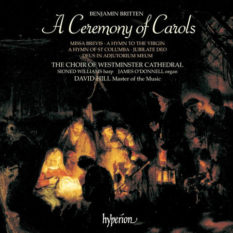 CD - Britten - A Ceremony of Carols