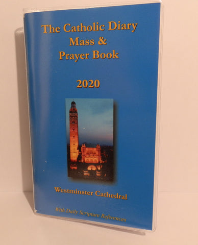 Westminster Cathedral Diary 2020 Soft Back