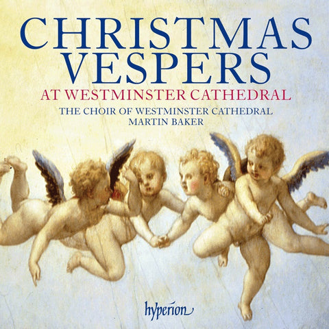 CD - Christmas Vespers at Westminster Cathedral