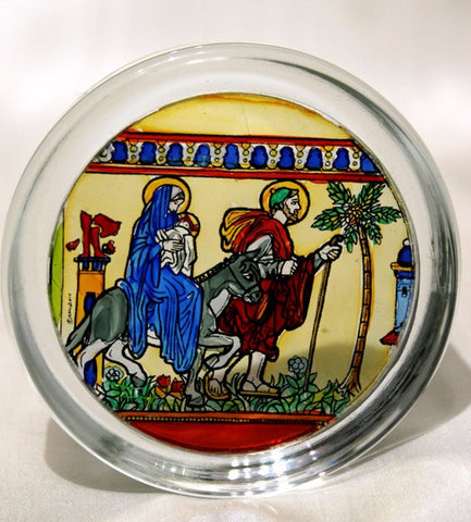 Paperweight - Flight to Egypt/WC