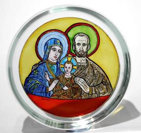 Paperweight - Holy Family/Westminster Cathedral