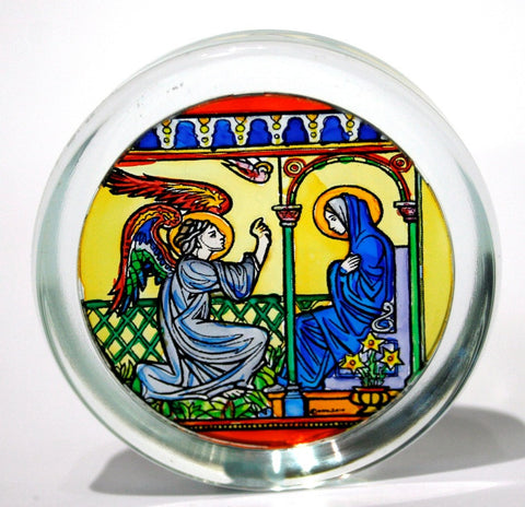 Paperweight - Annunciation /Westminster Cathedral