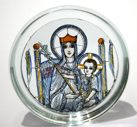 Paperweight - Our Lady of Walsingham