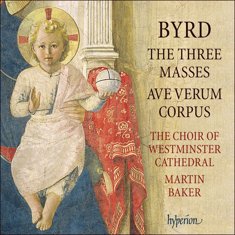 CD - Byrd - The Three Masses