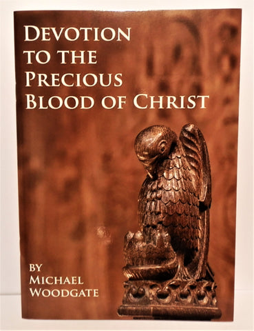 Booklet - Devotion to The Precious Blood of Christ
