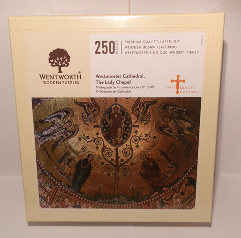 Westminster Cathedral Jigsaw - The Lady Chapel