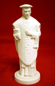 Statue - St John Southworth/White
