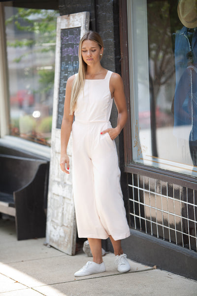 Modern Ankle Jumpsuit