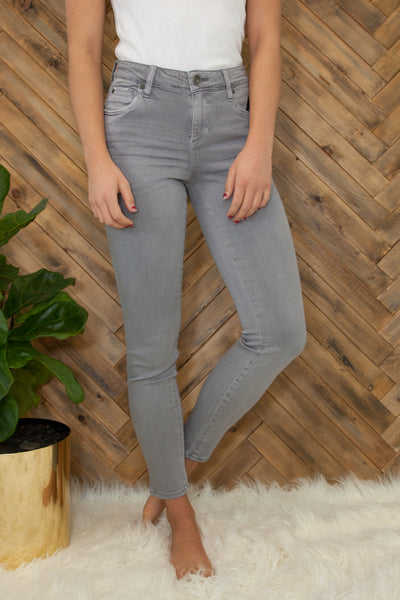 KUT Mia Toothpick Slim Fit Grey