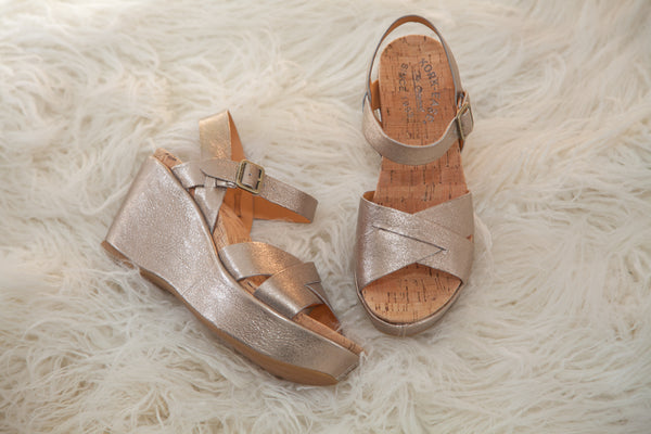 Kork-Ease Ava 2.0 Wedge Sandal