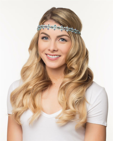 Emma Detachable Stretchband with Beading