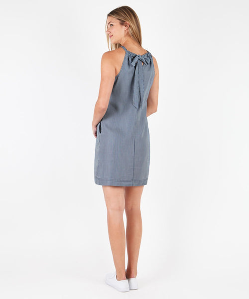 Kaila Halter Dress