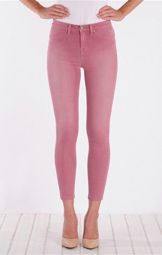 Henry & Belle - High Waisted Cropped Skinny