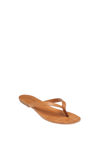 J/Slides - Cuomo Leather Flip Flop