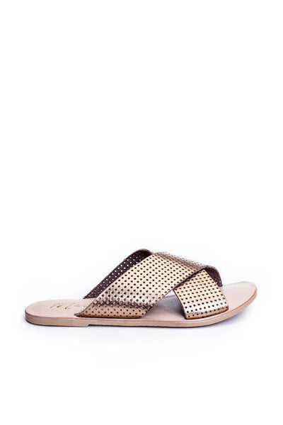 Matisse - Destin Criss Cross Slide Sandal