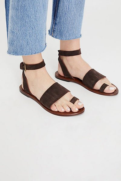 be7766e8d5b Torrence Flat Sandal