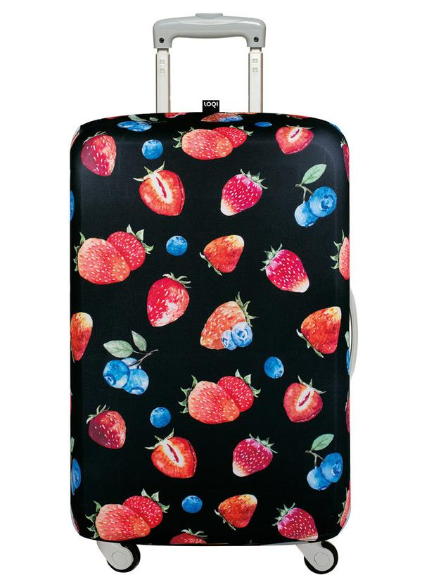 Strawberries Luggage Cover JUICY Collection