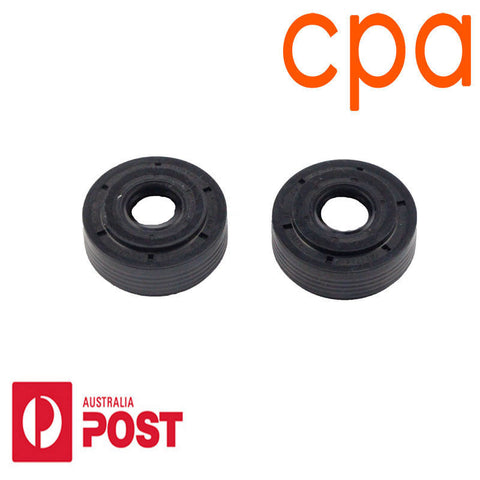 CRANKSHAFT Oil seals (pair)- HUSQVARNA 340 345 350 Chainsaw